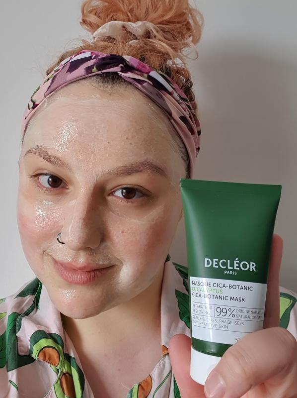 Beauty Favourites: Decleor Cica-Botanic Mask