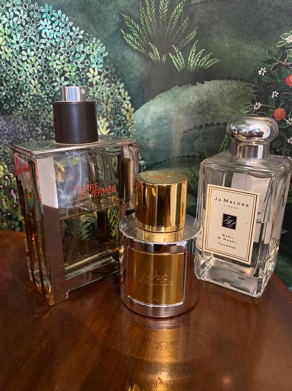 My Life In Perfume, Alice Du Parq - Everyday fragrances