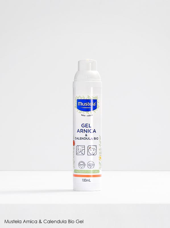 New French Pharmacy: Mustela Arnica & Calendula Bio Gel