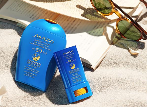Shiseido Clear Suncare Stick SPF50+ Review