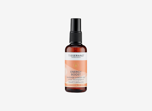 Tisserand Aromatherapy Energy Boost Massage and Body Oil Review