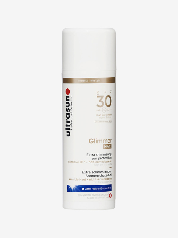 Ultrasun Glimmer MAX Extra Shimmering Sun Protection SPF30 Review
