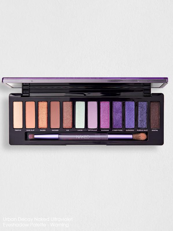 Urban Decay Naked Ultraviolet Eyeshadow Palette 12 x 0.95g