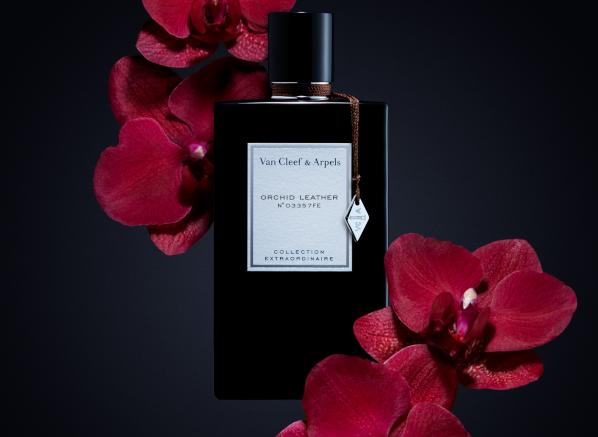 Van Cleef & Arpels Collection Extraordinaire Orchid Leather Eau de Parfum Review