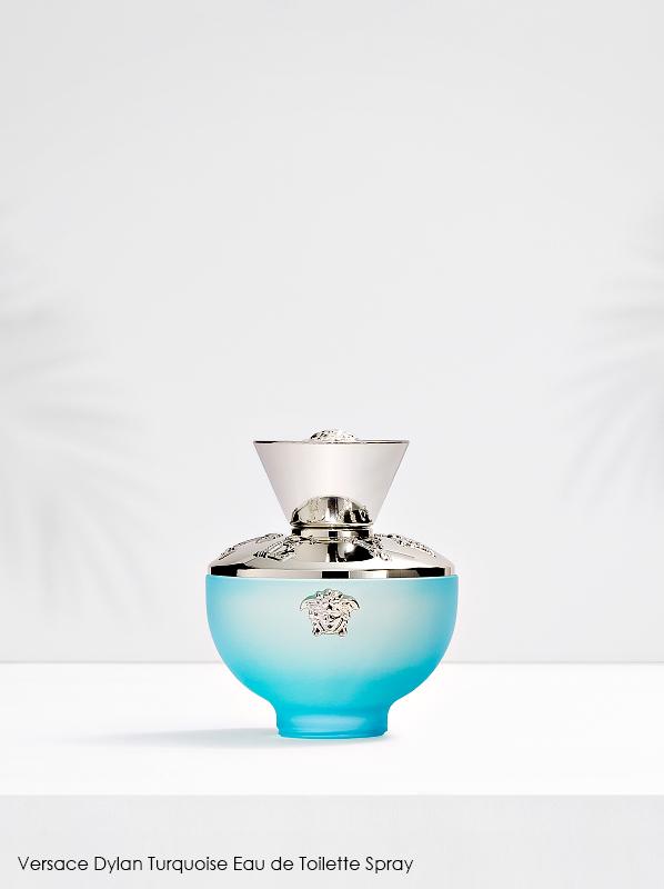 Summer Perfumes 2021: Versace Dylan Turquoise Eau de Toilette