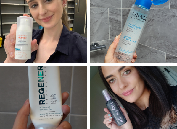 Beauty Team Empties: Meet The Products...