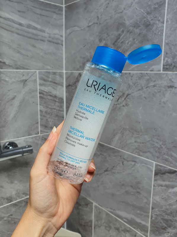 Beauty Empties July - Uriage Thermal Micellar Water