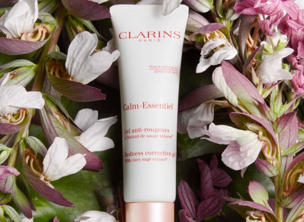 Clarins Calm Essentiel Redness Corrective Gel Review