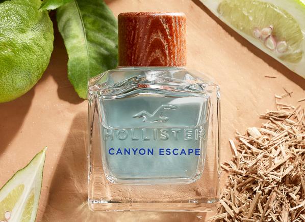 Hollister Canyon Escape for Him Eau de Toilette Review