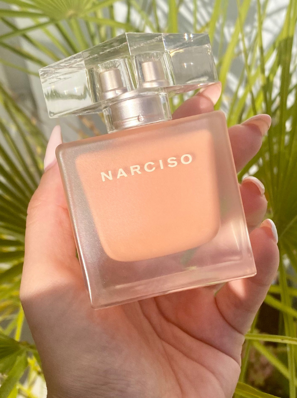 The bottle of the Narciso Eau Neroli Ambree EDT a new fragrance launch from July 2021