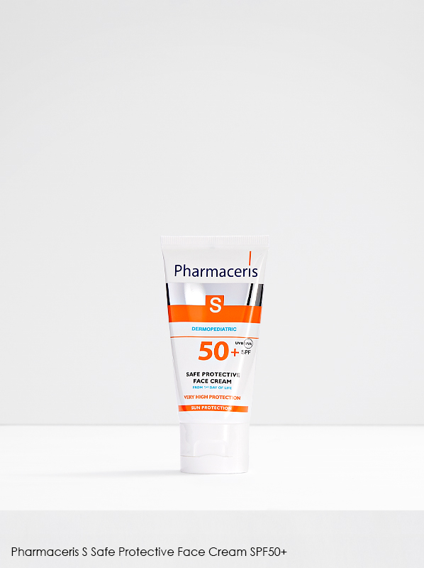 Best Sunscreen for Skin Conditions; Pharmacers S Safe Protective Face Cream SPF50+