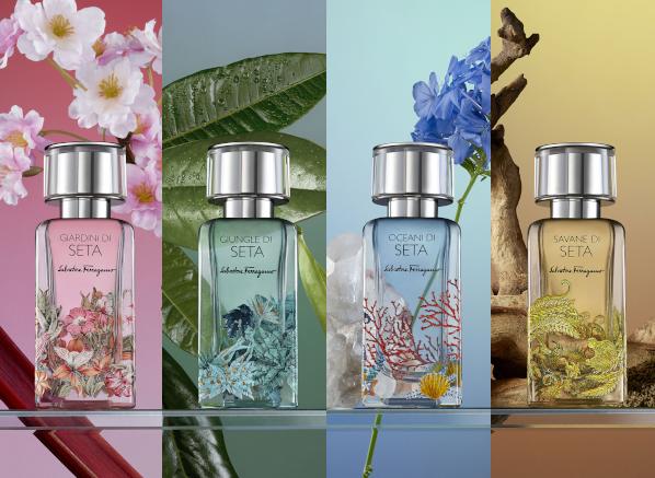 Salvatore Ferragamo Giardini di Seta Eau de Parfum Review