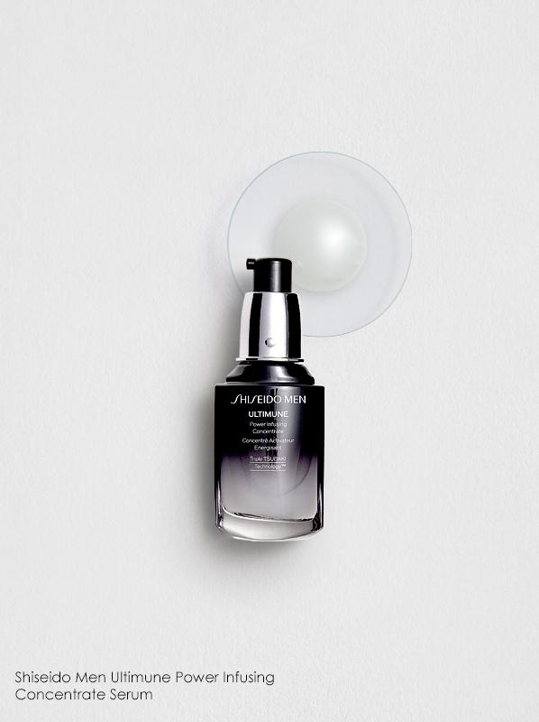 Best Japanese Skincare Ingredients: Shiseido Men Ultimune Power Infusing Concentrate Serum
