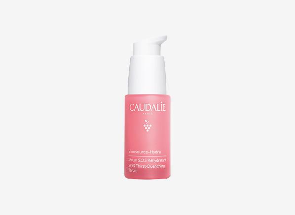Caudalie Vinosource-Hydra S.O.S Thirst-Quenching Serum Review