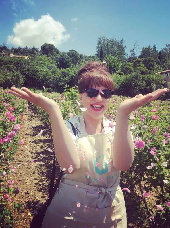 My Life In Perfume, Suzy Nightingale
