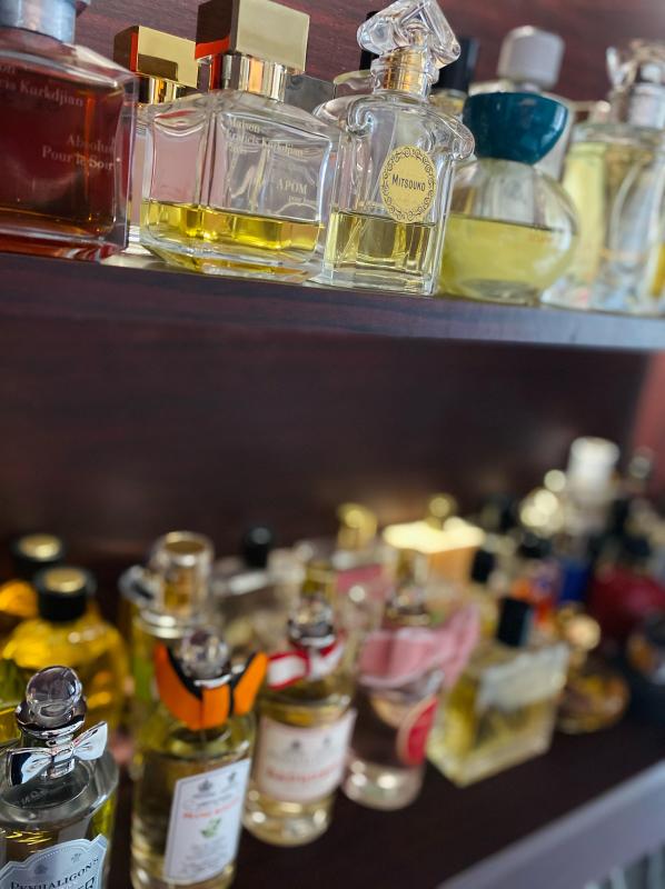 My Life In Perfume, Suzy Nightingale - Perfume Collection