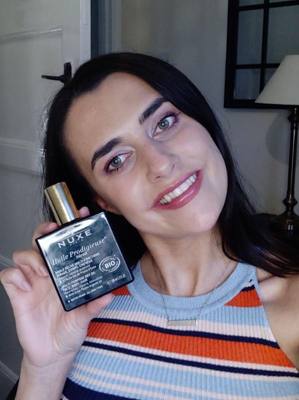 August Beauty Favourites - Nuxe Huile Prodigieuse Neroli Multi-Purpose Dry Oil