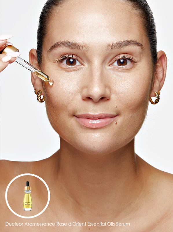 Best Face Oil For Every Skin Type - Sensitive; Decleor Aromessence Rose d'Orient Organic Soothing Comfort Oil Serum