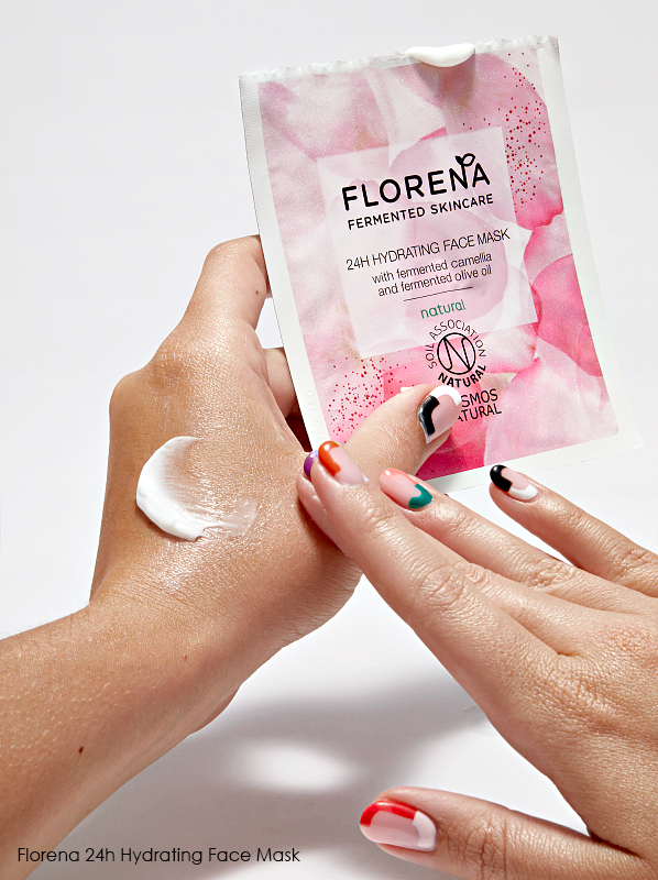 Guide to Florena Skincare: Florena 24h Hydrating Face Mask