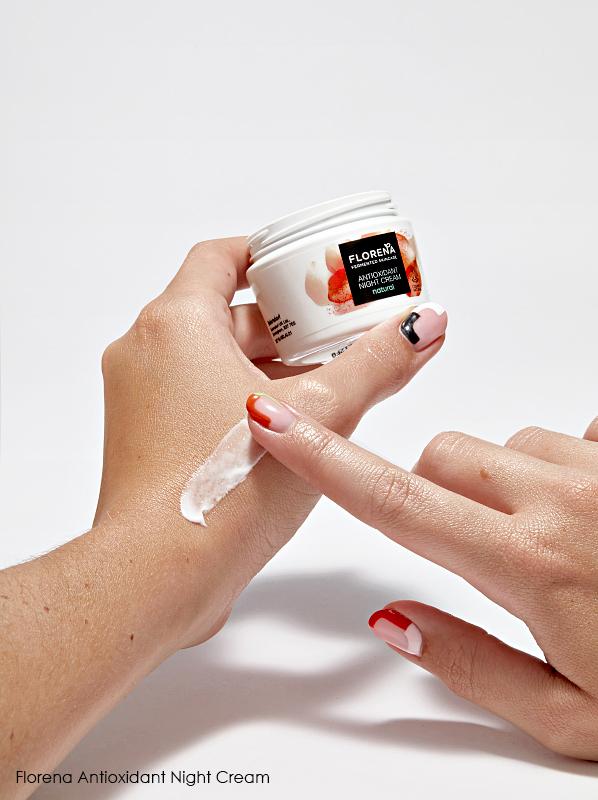 Guide to Florena Skincare: Florena Antioxidant Night Cream
