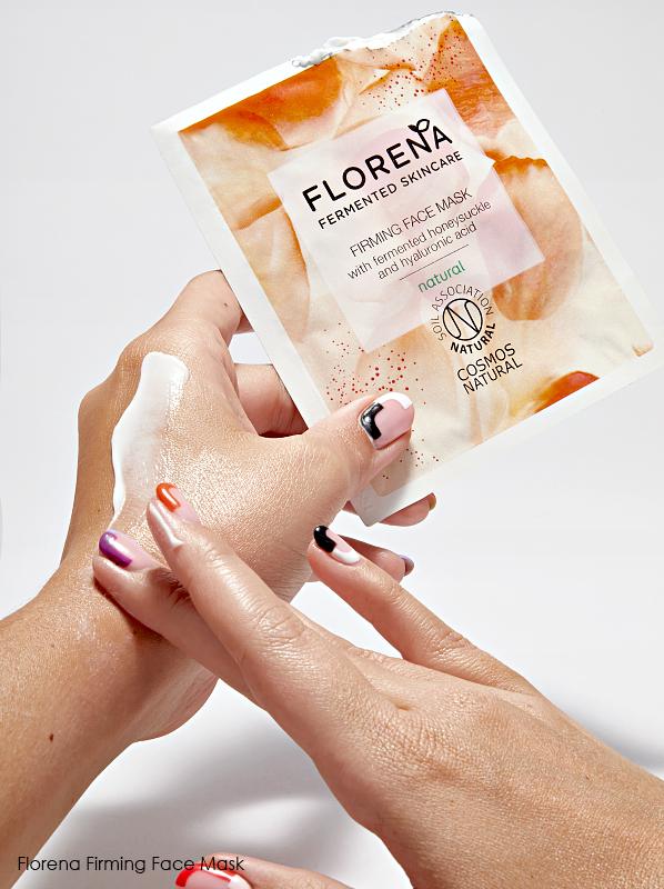 Guide to Florena Skincare: Florena Firming Face Mask