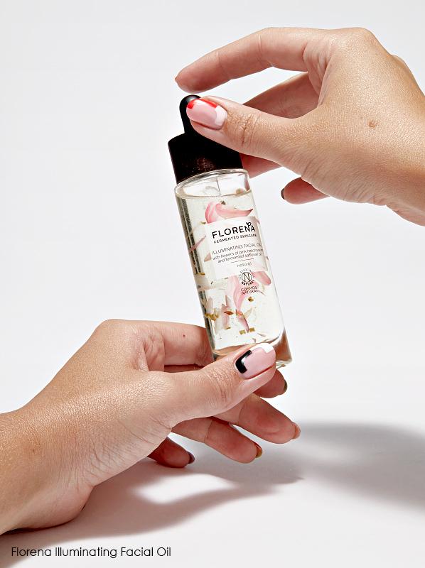 Guide to Florena Skincare: Florena Illuminating Face Oil
