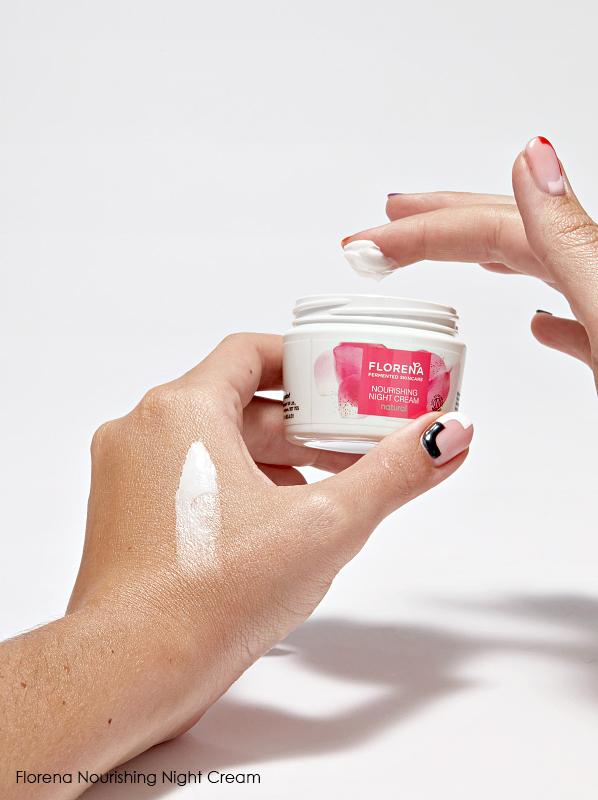 Guide to Florena Skincare: Florena Nourishing Night Cream