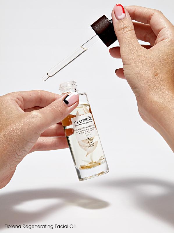 Guide to Florena Skincare: Florena Regenerating Face Oil