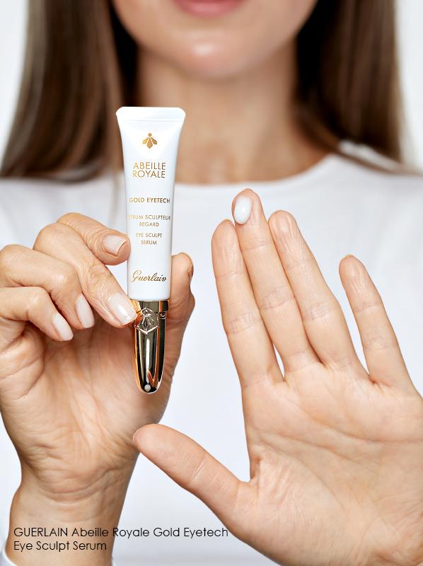 Eye Cream To Reduce Eye Bags: GUERLAIN Abeille Royale Gold Eyetech - Eye Sculpt Serum