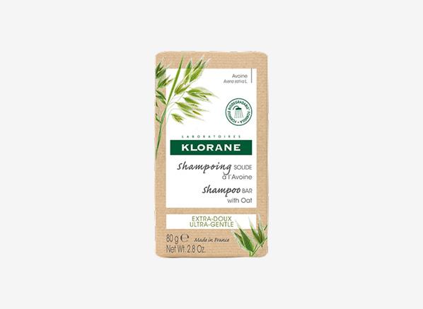 Klorane Oat Shampoo Bar for All Hair...