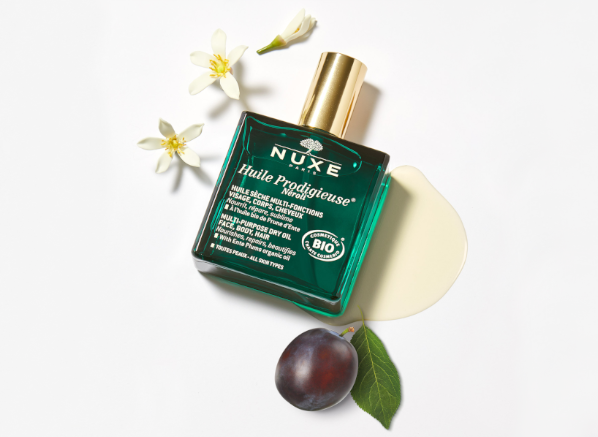 Nuxe Huile Prodigieuse Neroli Multi-Purpose Dry Oil for Face, Body and Hair Review
