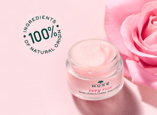 Nuxe Very Rose Lip Balm Review