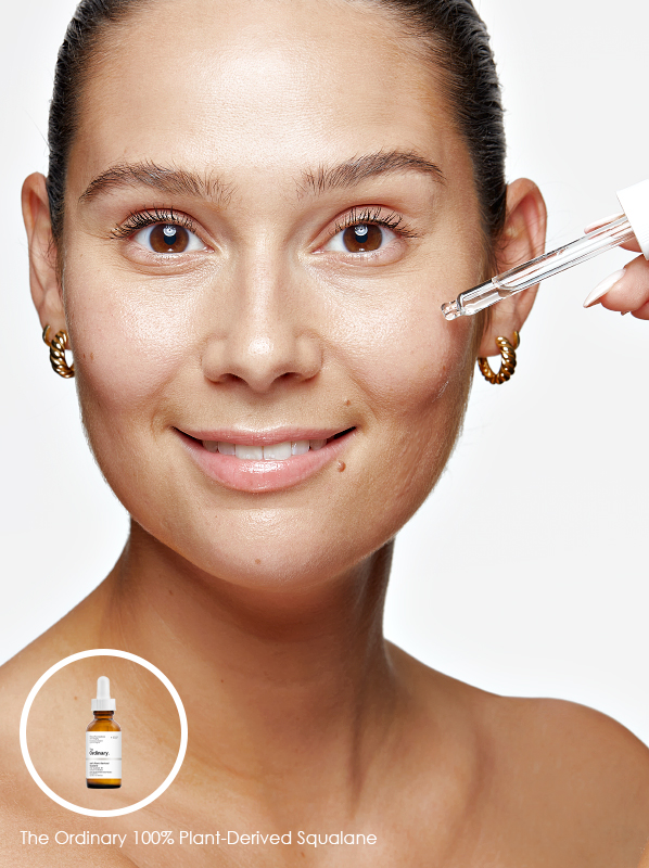 Face Oil For Every Skin Type - Oily; The Ordinary 100% Plant-Derived Squalane