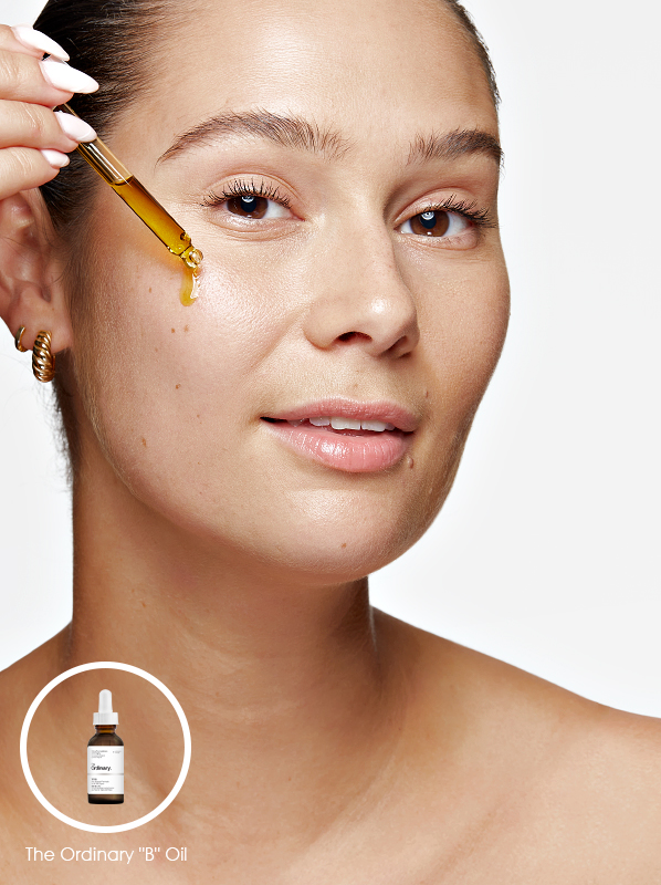 """Best Face Oil For Every Skin Type - Dehydrated & Normal; The Ordinary """"""""B"""""""" Oil"""