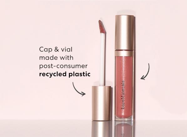 Review of bareMinerals Mineralist Lip Gloss Balm