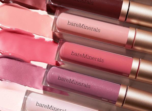 bareMinerals Mineralist Lip Gloss Balm review