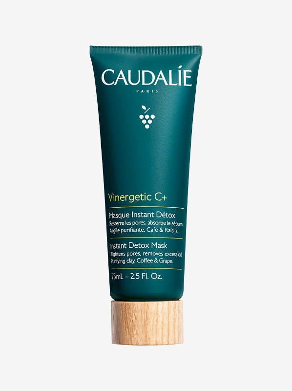 Caudalie Vinergetic C+ Instant Detox Mask in a Review