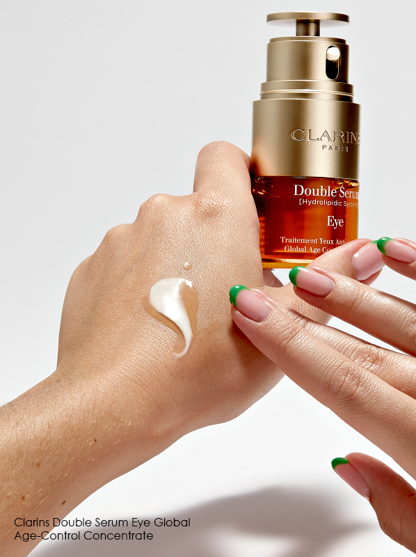 Clarins Double Serum Eye Review