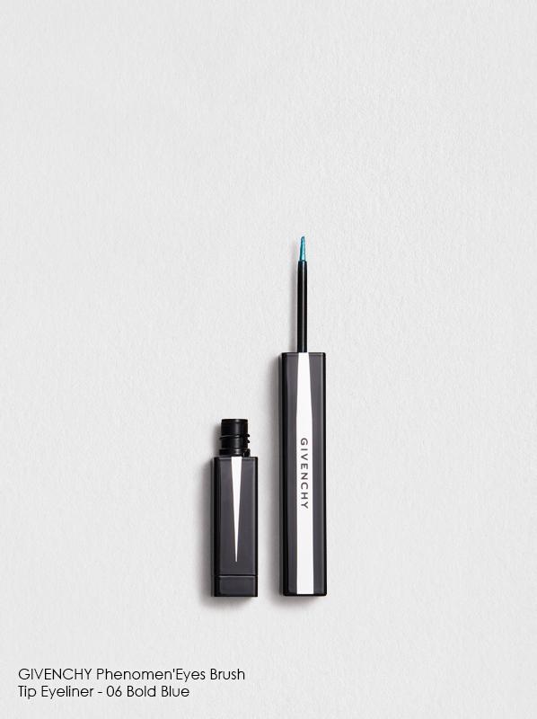 Best eyeliner: GIVENCHY Phenomen'Eyes Brush Tip Eyeliner - 06 Bold Blue