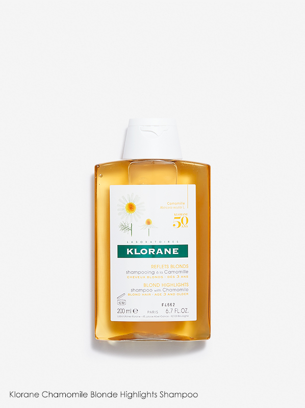 Klorane Chamomile Blond Highlights Shampoo