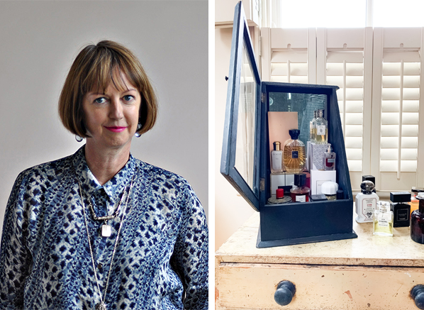 My Life in Perfume, Amanda Carr