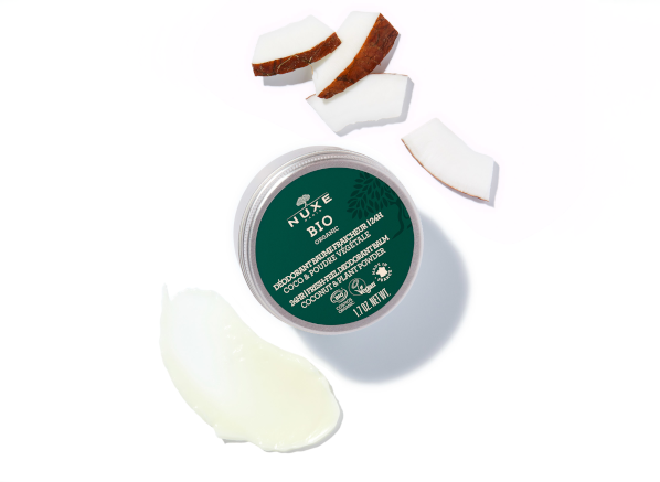 Nuxe Organic 24HR Fresh-Feel Deodorant Balm Review