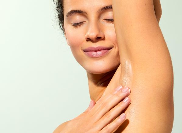 Review of Nuxe Organic 24HR Sensitive Skin Deodorant Balm