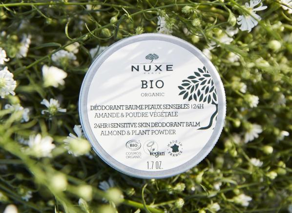 Nuxe Organic 24HR Sensitive Skin Deodorant Balm Review