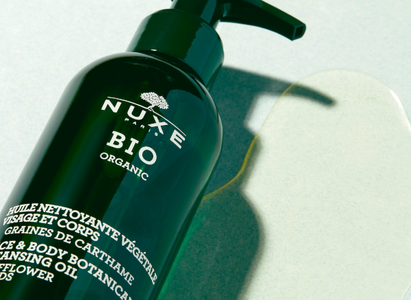 Nuxe Organic Face & Body Botanical Cleansing Oil Review