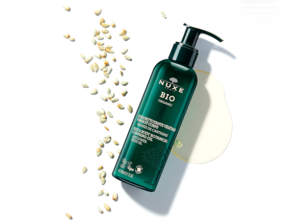 Review of Nuxe Organic Face & Body Botanical Cleansing Oil