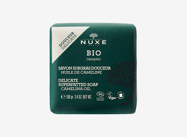 Nuxe Organic Gentle Superfatted Soap Review