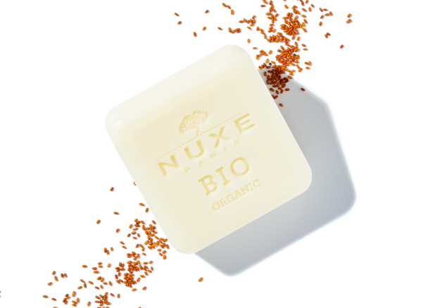 Review of Nuxe Organic Invigorating Superfatted Soap