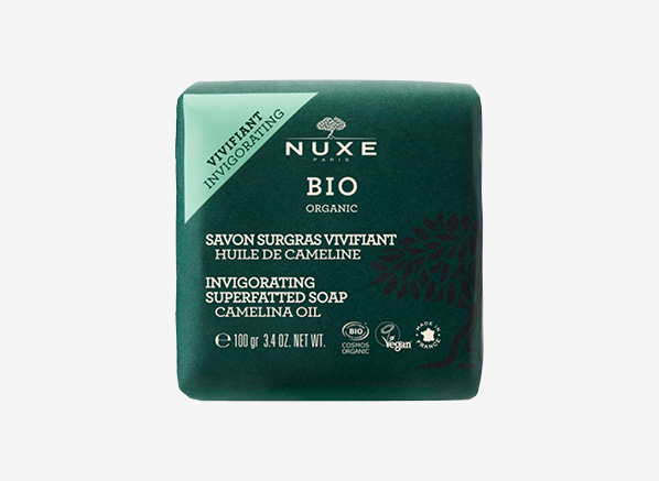 Nuxe Organic Invigorating Superfatted...