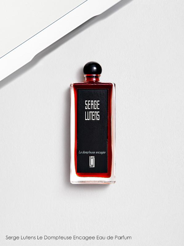 Best New Niche Fragrances September 2021; Serge Lutens La Dompteuse Encagee Eau de Parfum Spray